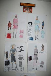 ファッション画2
